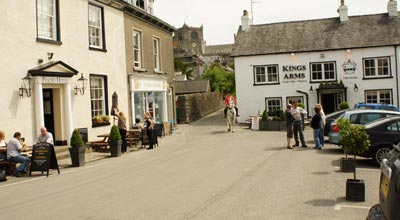 Cartmel Village