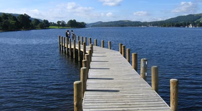 Coniston Jetty
