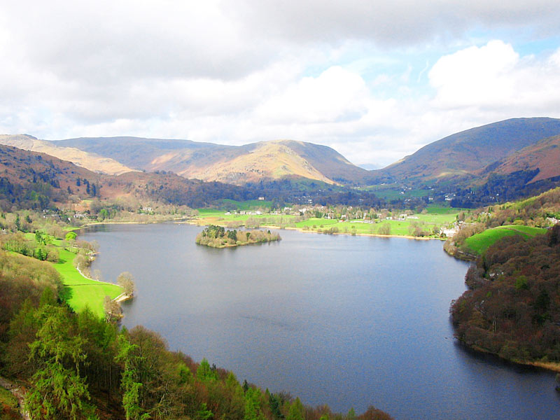 Grasmere Tourist Information by Wordsworth Country