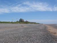 Silloth beach