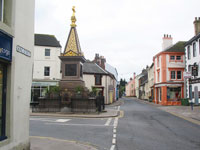 Wigton fountain