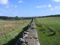 Hadrians Wall pathway